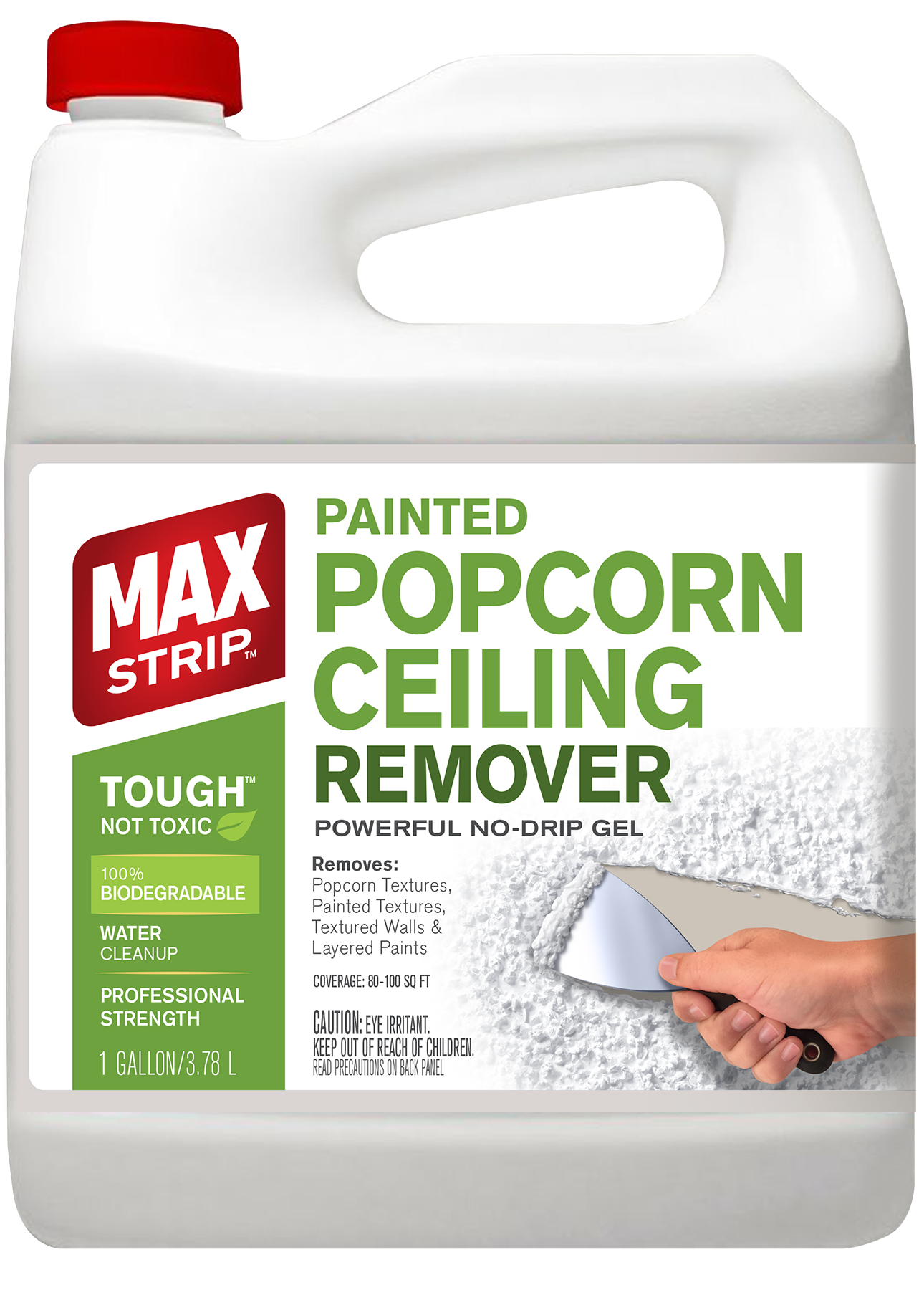 Klean strip paint remover, squirting cocks